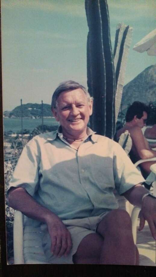 James D. Schmitt is shown in 1990 in Rio de Janeiro, Brazil. (Provided photo)