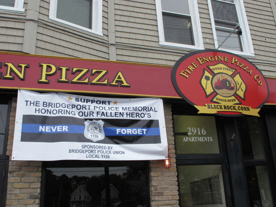 The Fire Engine Pizza Company, located at 2914 Fairfield Ave, Bridgeport, is open until 1 a.m. Sunday through Thursday and 2 a.m. on Friday and Saturday. Menu Photo: Denis O'Malley / Connecticut Post
