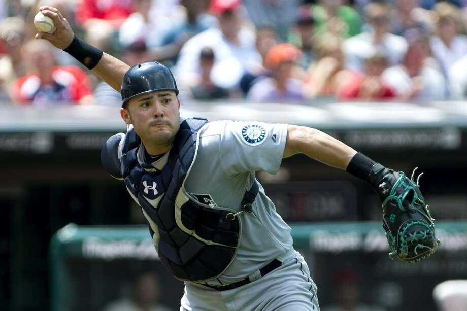 Jesus Montero  | Grade: F  catcher  Where do we even begin with Montero? Does ''disappointing'' even begin to describe the kind of season it's been thus far for the once-heralded prospect? He's in Triple-A now and injured, but when he was with the Mariners he was awful. Throw in a potential steroid controversy and Montero has a lot of work to do before he can earn a passing grade.   Average: .208 | On-base: .264 | Slugging: .327 | At-bats: 101 | Games: 29 Hits: 21 | RBI: 9 | Strikeouts: 21 | Doubles: 1 | Triples: 1 | Home runs: 3