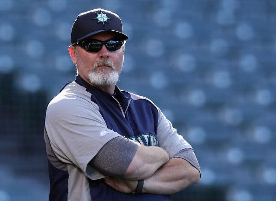 Eric Wedge | Grade: C+ manager  Wedge has had to deal with a lot this season -- lots and lots of injuries, mainly. It's hard to blame him for the Mariners' woes, but then again there are few other people to blame. Now midway through his third season in Seattle, Wedge has the Mariners hitting poorly, pitching inconsistently and looking no better than they did before he arrived. Could 2013 be his last season with the Mariners? We'll see how the team performs in the next few months.  Photo: Jeff Gross, Getty Images / 2013 Getty Images