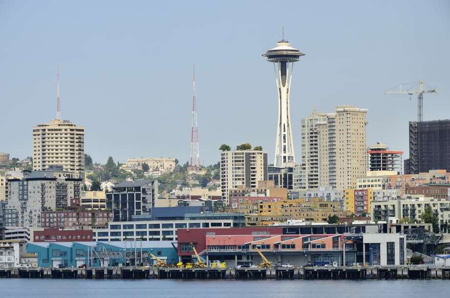 5 (tie). Seattle, WA