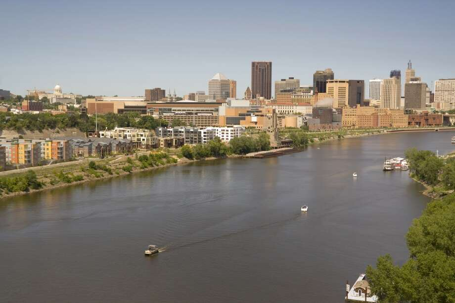 7. Minneapolis/St. Paul, MN