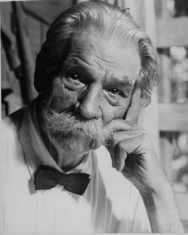 Humanitarian & medical missionary, Dr. Albert Schweitzer.  (Photo by Time Life Pictures/Pix Inc./Time Life Pictures/Getty Images)