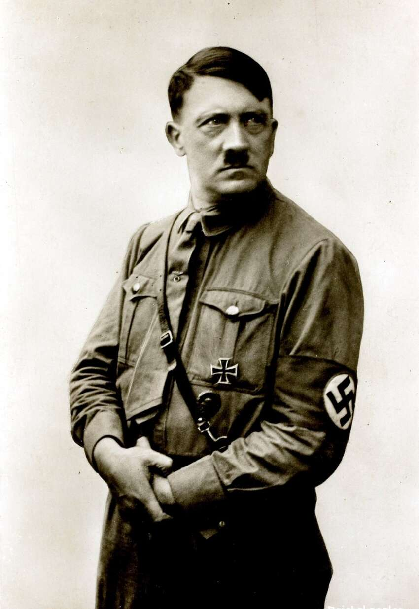 On April 20, 1889: Adolf Hitler, German leader and Nazi dictator, was born.