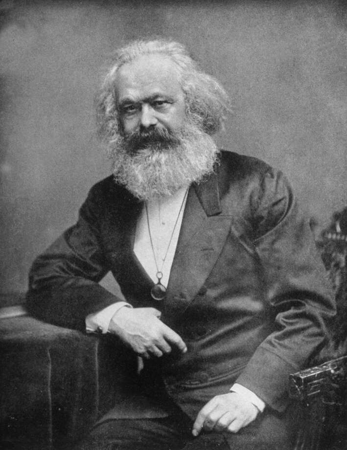 German-born political economist and Socialist Karl Marx (1818-1883).  (Photo by Time Life Pictures/Mansell/Time Life Pictures/Getty Images)