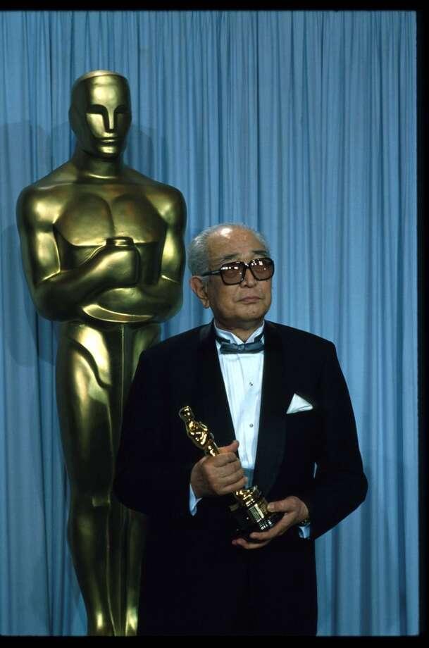 Kurosawa, great Japanese director.