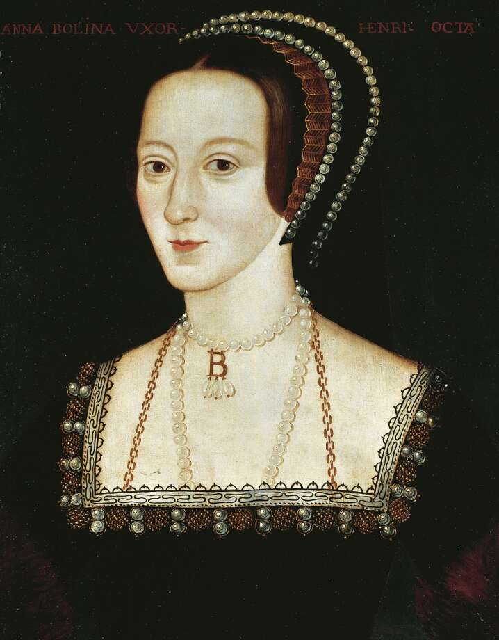 Portrait of Anne Boleyn (1507-London, 1536), Queen of England. London, National Portrait Gallery (Photo by DeAgostini/Getty Images)