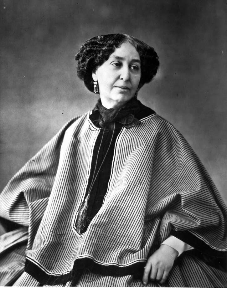 Portrait of George Sand (1804-1876), French novelist.  (Photo by Time Life Pictures/Mansell/Time Life Pictures/Getty Images)