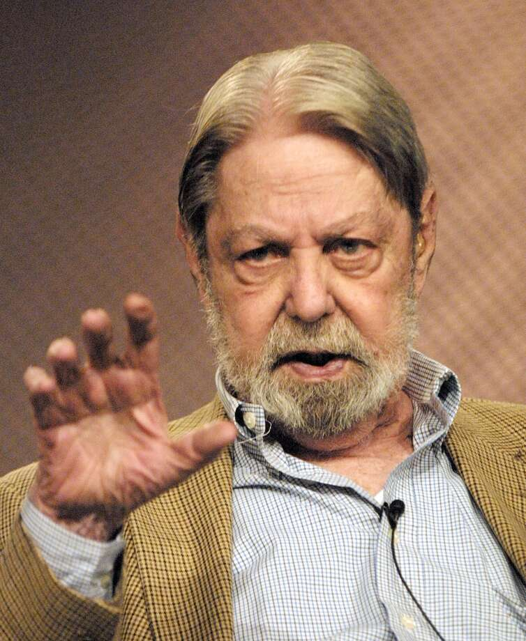 Historian Shelby Foote attends the PBS Press Tour at the Ritz Carlton Hotel on July 25, 2002 in Pasadena, California. (Photo by Frederick M. Brown/Getty Images)