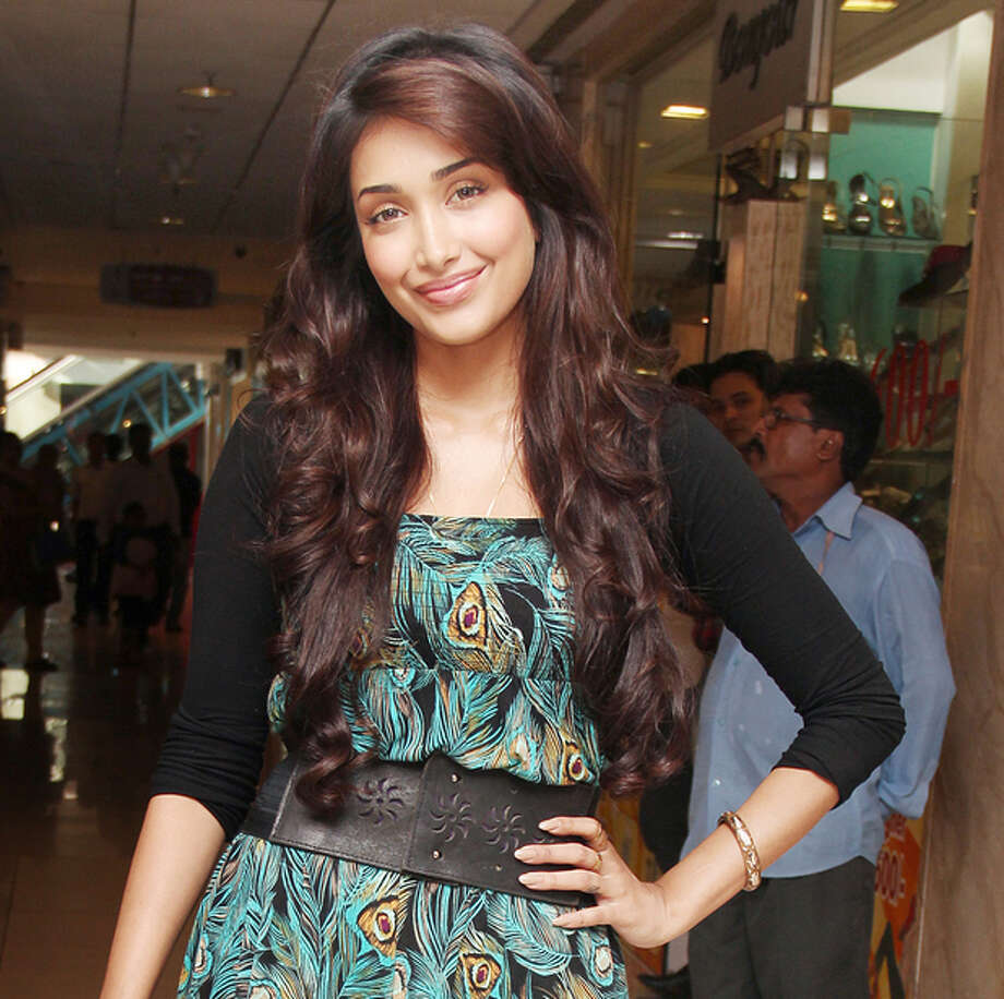 The late Bollywood actress Jiah Khan, who died last month.