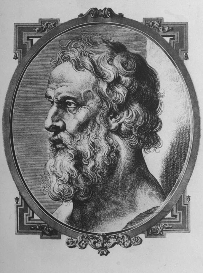 Engraving of Greek philosopher Plato.  (Photo by Time Life Pictures/Mansell/Time Life Pictures/Getty Images)