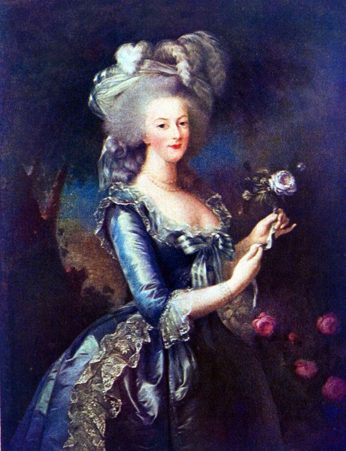 Portrait of the Queen of France Marie Antoinette (1755-1793). who was excecuted along w. her husband Louis XVI of France during the French Revolution.  (Photo by Time Life Pictures/Mansell/Time Life Pictures/Getty Images)