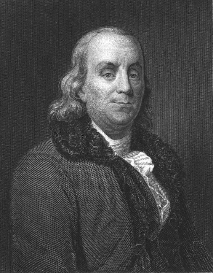 American statesman, writer and scientist Benjamin Franklin (1706 - 1790).  (Photo by Hulton Archive/Getty Images)