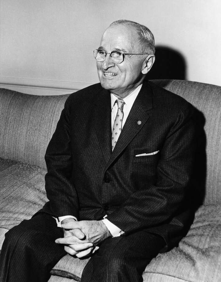 President Harry S. Truman  (Photo by NBC/NBCU Photo Bank via Getty Images)