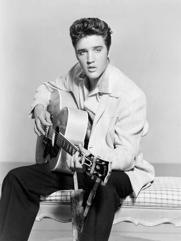 Photo of Elvis Presley  Photo by Michael Ochs Archives/Getty Images