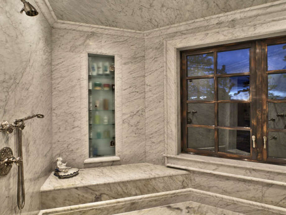 Bathing in riches. Photos via Trulia/MLS/Sotheby's