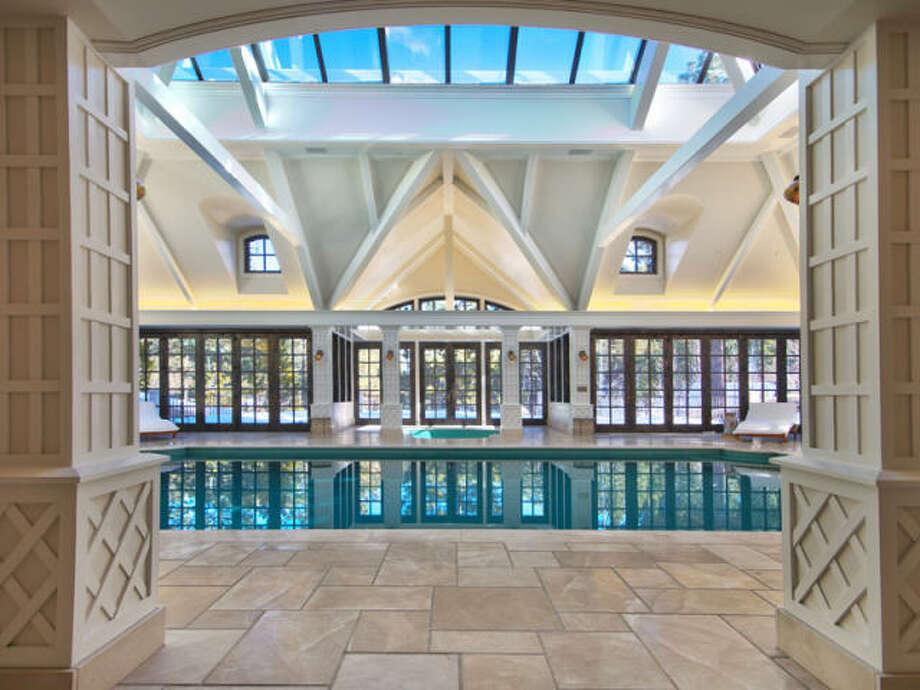 The pool! .Photos via Trulia/MLS/Sotheby's
