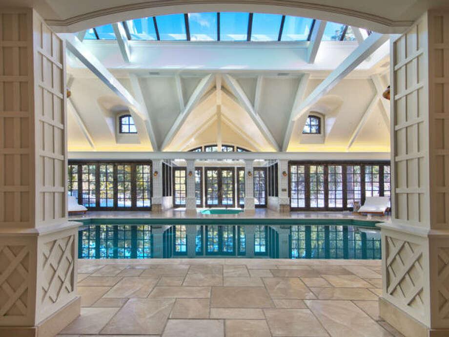 The pool! .Photos via Trulia/MLS/Sotheby's