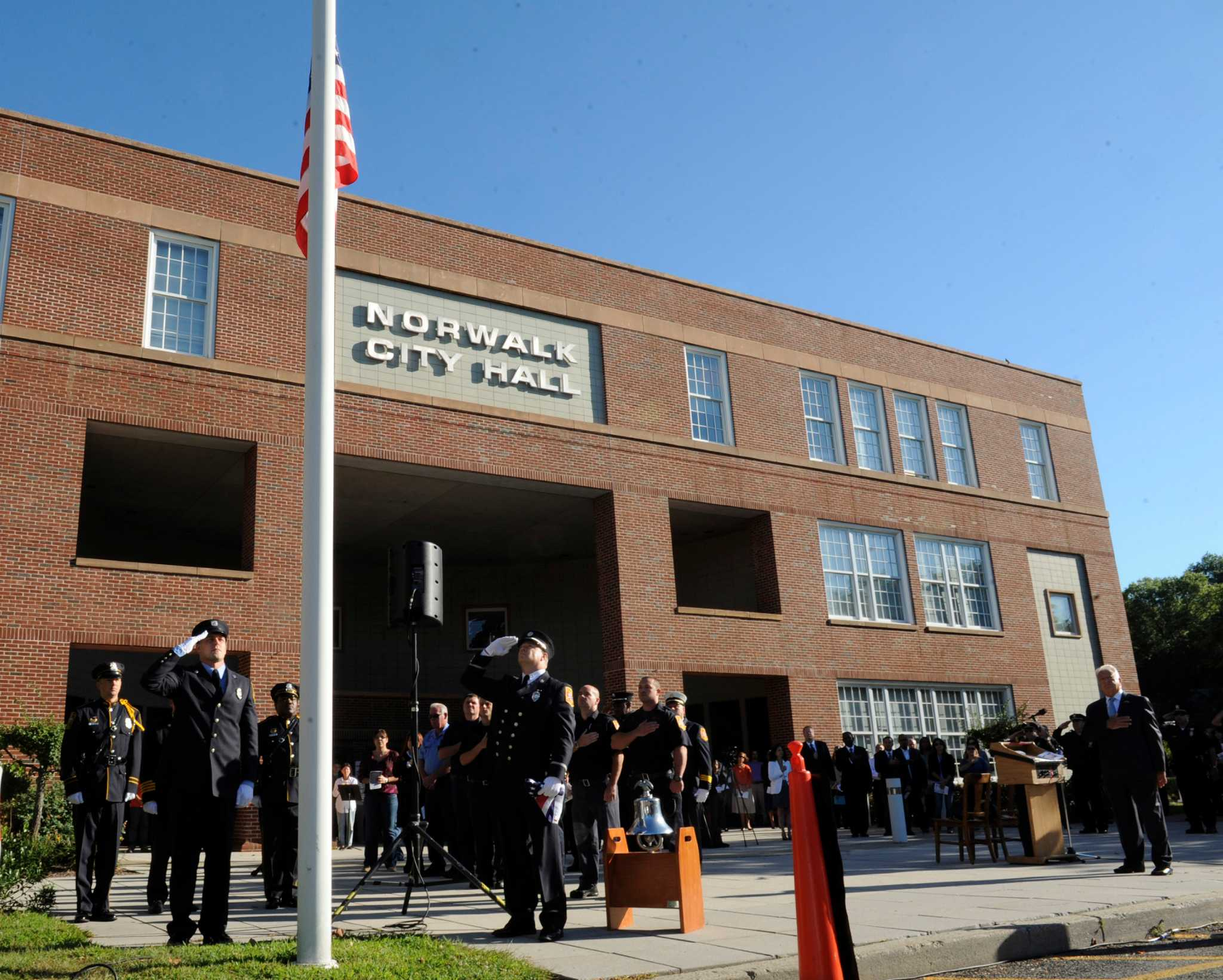 Assistant town clerk terminated denies wrongdoing stamfordadvocate aiddatafo Gallery