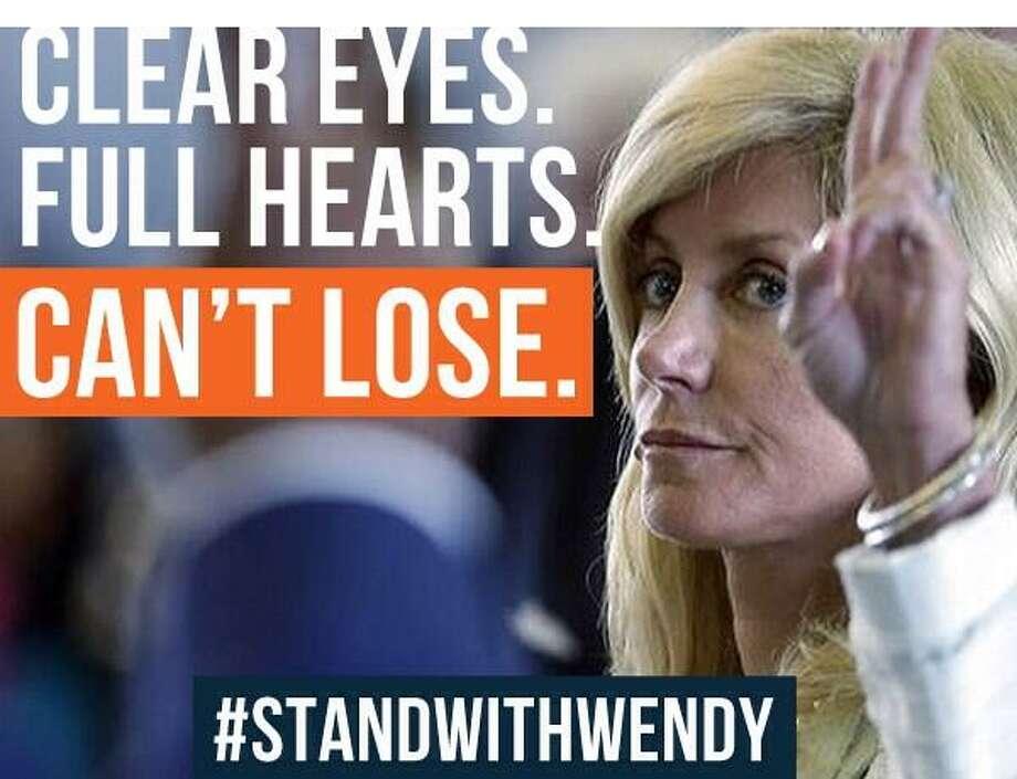One of many Wendy Davis memes.