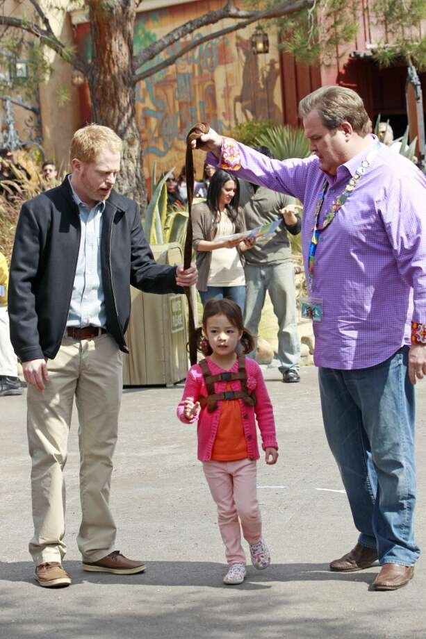 No. 9- 'Modern Family,' with an estimated 1.75 million illegal downloads and 12.52 million TV viewers.