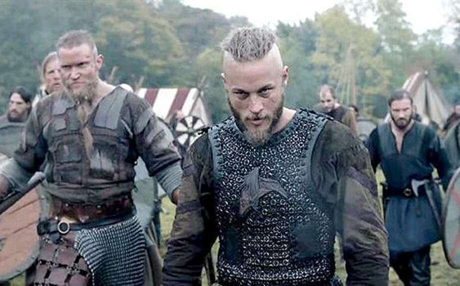 No. 6 - 'Vikings,' with an estimated 1.9 million illegal downloads and 6.21 million TV viewers.
