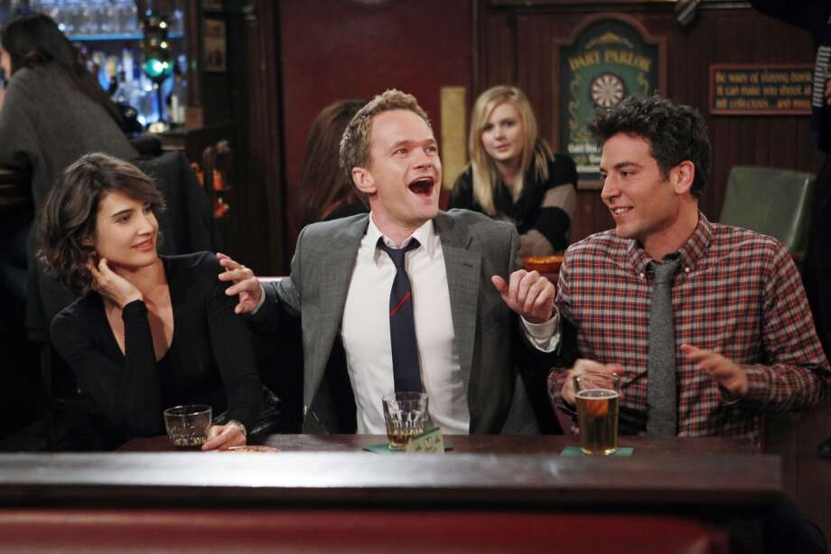 No. 3 - 'How I Met Your Mother,' with an estimated 2.85 million illegal downloads and 10.51 million TV viewers.