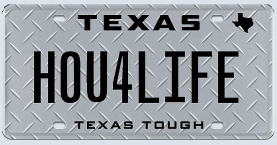 Dwight Howard, Los Angeles LakersWhy it fits: Howard is still deciding what state to register his car in, but Houston fans are hoping he picks this plate.