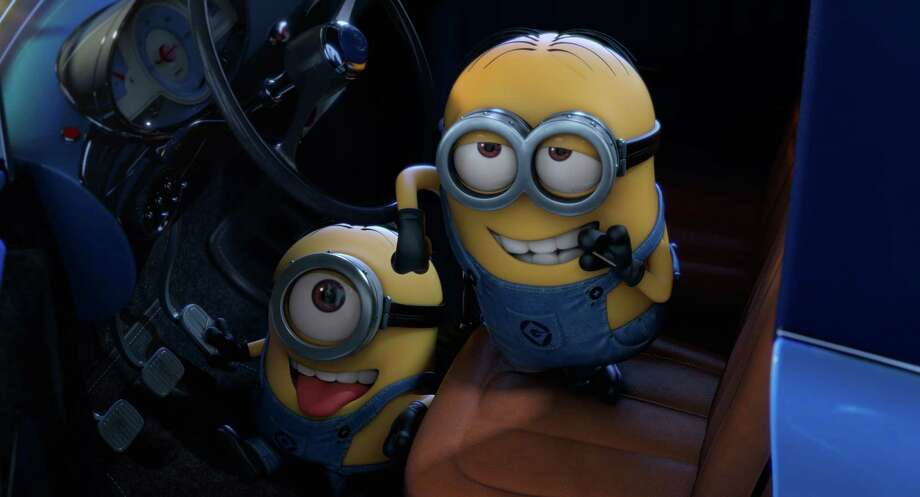 "Minions in ""Despicable Me 2"" (Universal Pictures and Illumination Entertainment)"