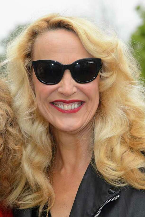 Jerry Hall had her fourth child at age 41. Photo: Ben A. Pruchnie, Getty Images / 2013 Getty Images