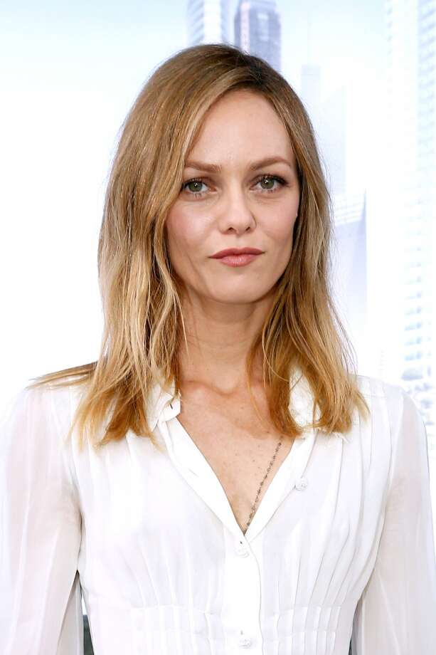 PARIS, FRANCE - JULY 02:  Actress Vanessa Paradis poses after the Chanel show as part of Paris Fashion Week Haute-Couture Fall/Winter 2013-2014 at Grand Palais on July 2, 2013 in Paris, France.  (Photo by Bertrand Rindoff Petroff/Getty Images)