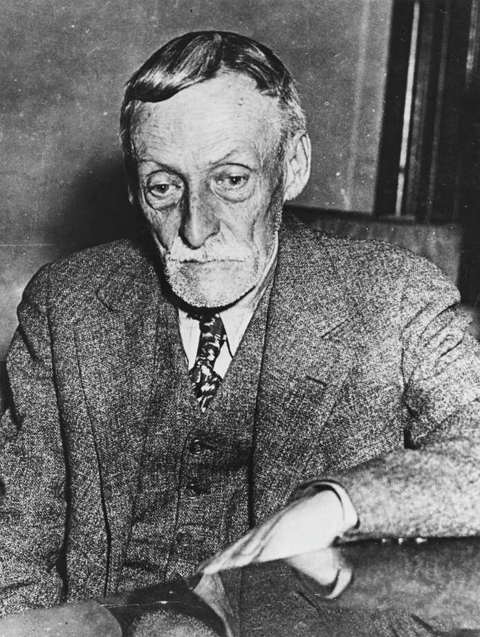 American serial killer Albert Fish (1870 - 1936), circa 1935. He was found guity of the murder of 10-year-old Grace Budd and executed in January 1936. He is also suspected of a number of other murders, and confessed to eating the flesh of his victims. Photo: Popperfoto, Getty Images / Getty Images