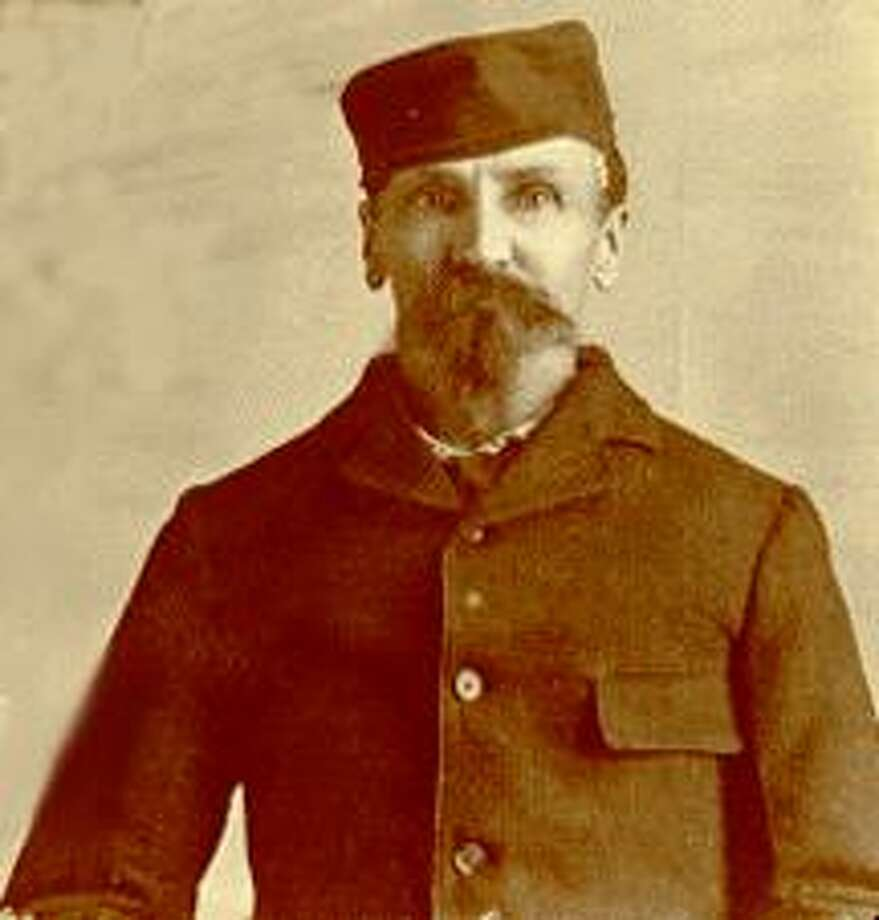 Alfred Packer was accused of eating the flesh of five companions after his group got lost while prospecting in the Rocky Mountains in Colorado in February 1874. Packer was charged with manslaughter and sentenced to 40 years in prison. He was paroled with more than 20 years left on his sentence. Photo: Contributed