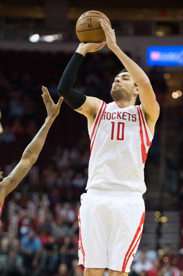 Carlos Delfino  Former team: Houston Rockets  New team: Milwaukee Bucks Photo: Smiley N. Pool, Chronicle