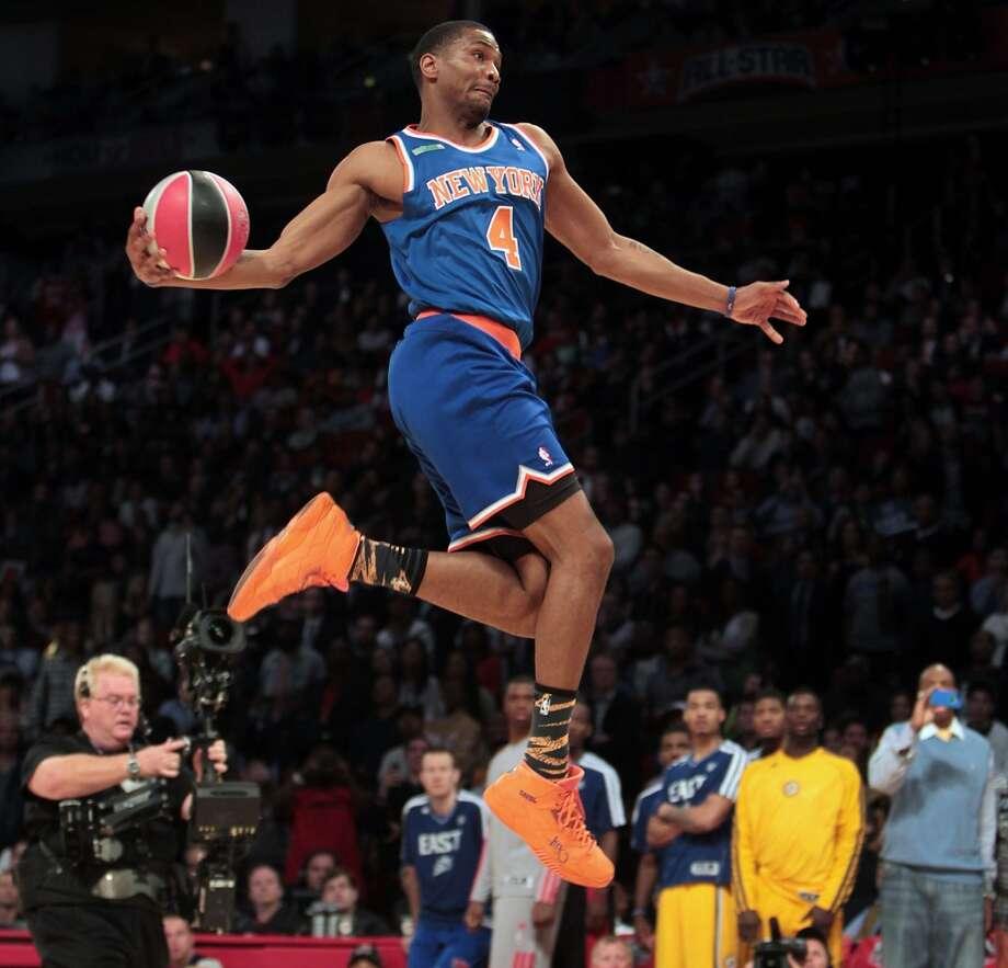 James White  New York Knicks  Status: Unrestricted Photo: James Nielsen, Chronicle