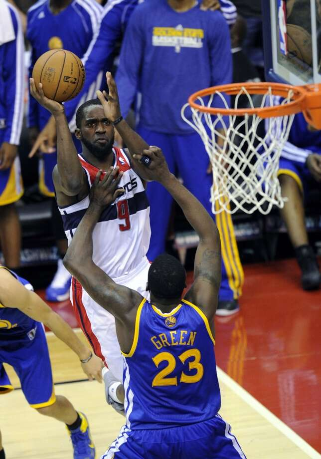 Martell Webster  Re-signed with Washington Wizards Photo: Nick Wass, Associated Press