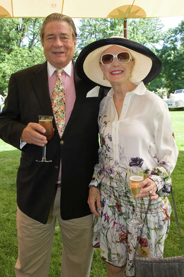 "The Greenwich Branch of The English Speaking Union's  ""Queen's 87th Birthday Garden Party"" at the Malcolm Pray Estate on June 23, 2013. Photo: Cutty McGill"