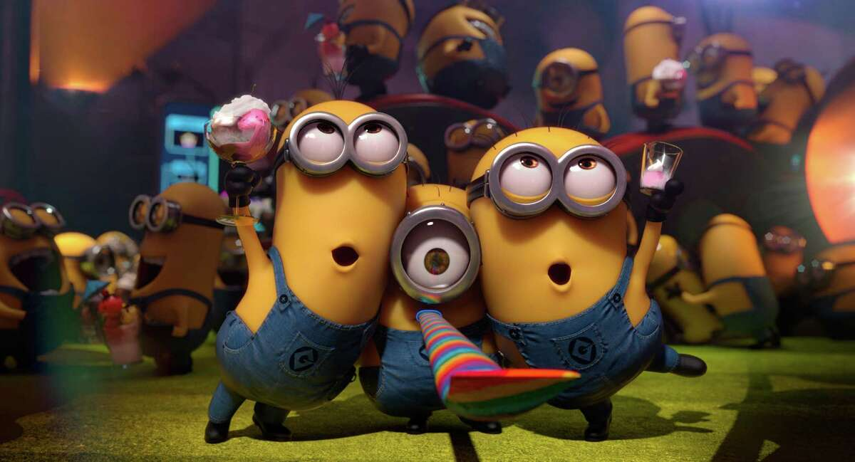 Despicable Me 2: June 26 and 27