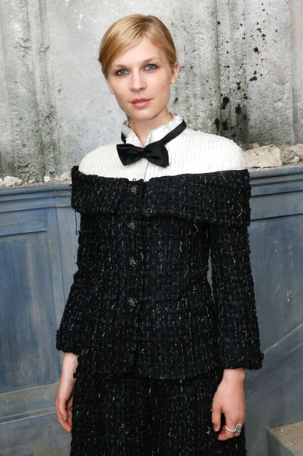 PARIS, FRANCE - JULY 02:  Actress Clemence Poesy attends the Chanel show as part of Paris Fashion Week Haute-Couture Fall/Winter 2013-2014 at Grand Palais on July 2, 2013 in Paris, France.  (Photo by Bertrand Rindoff Petroff/Getty Images)