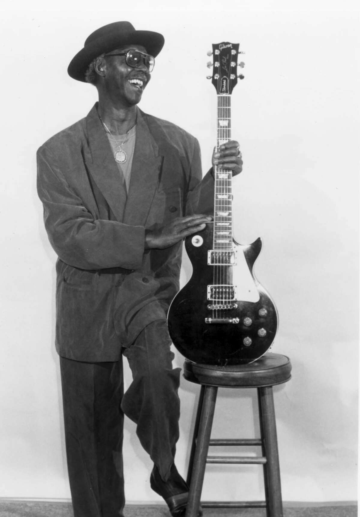 Texas Johnny Brown and the Quality Blues Band. HOUCHRON CAPTION (03/26/1998): Brown. HOUCHRON CAPTION (09/16/2001): Texas Johnny Brown will perform at the free Willie Mae