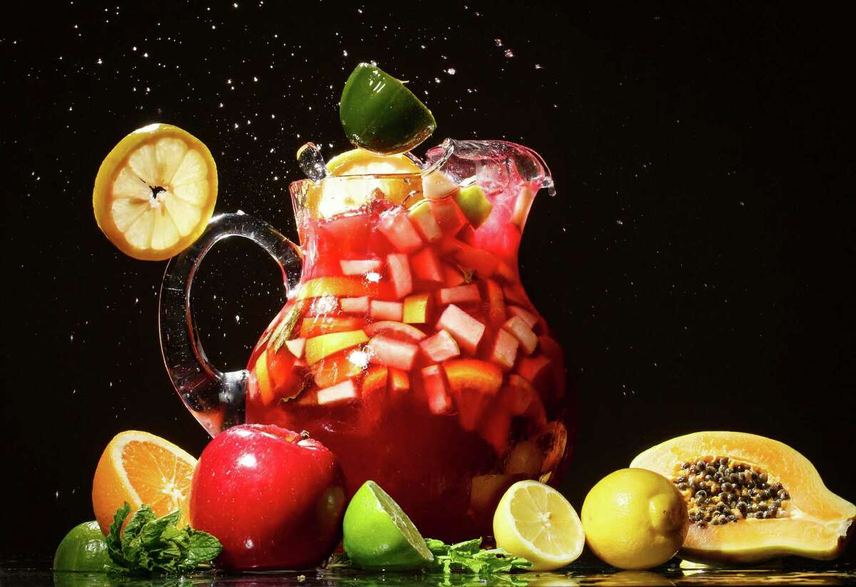 Whether crisp and light or spicy and complex, sangria can encompass a world of flavors. It requires only a wine base, fresh fruit and a bit of liquor.