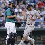 June 10: Mariners 3, Astros 2 Seattle took the first matchup of a three-game set against Houston. Record: 22-43.