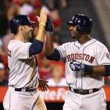 June 1: Astros 2, Angels 0 A home run from Chris Carter helped the Astros prevail in a low-scoring affair and gave Houston its first four-game wining streak of the season. Record: 19-37.