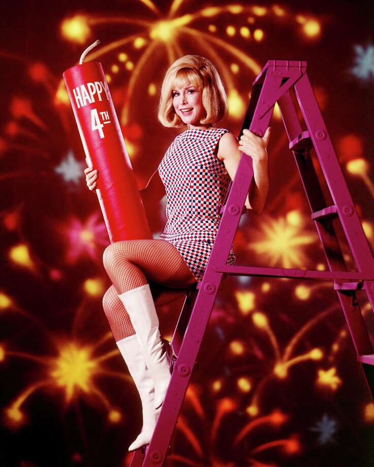 1965 -- Boom, Barbara Eden. Photo: Silver Screen Collection, Getty Images / 2006 Getty Images
