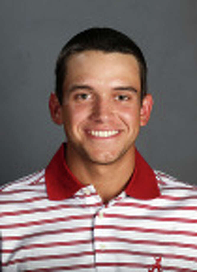 Cory Whitsett, golfer Photo: Handout, Director Of Athletic Photography / University of Alabama 2010
