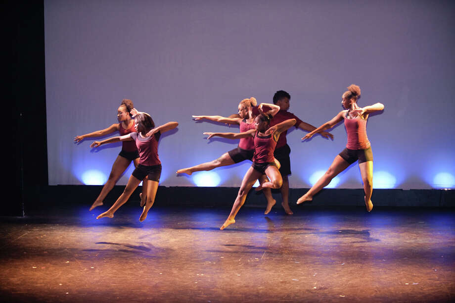 Members of the Conservatory dance program at Neighborhood Studios of Fairfield County are shown rehearsing for a performance. The nonprofit arts school is having a Camp Visiting Days open house July 16, 17 and 18, 10 a.m. to noon daily. Photo: Contributed Photo