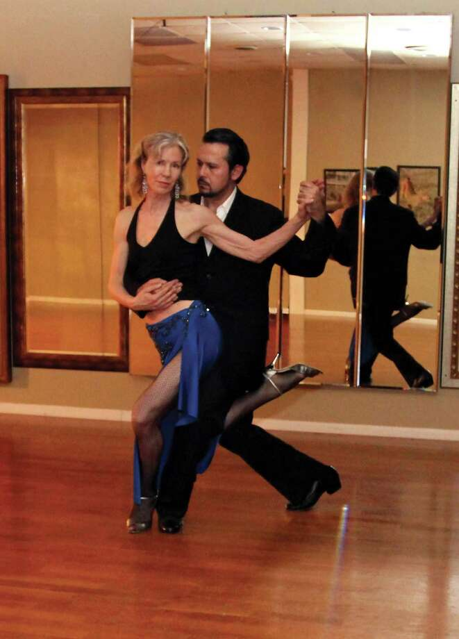 Connecticut Tango Festival founder Cem Duruoz and partner Dale Ellison will perform and instruct during the sixth annual event in Milford, Norwalk and Danbury. Photo: Contributed Photo / Connecticut Post Contributed