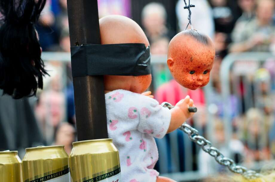 "Speaking of ""dead babies"" and Georgetown … the annual Georgetown Carnival in June adds a delightful dark side to the Seattle area. Photo: Seattlepi.com Photo"
