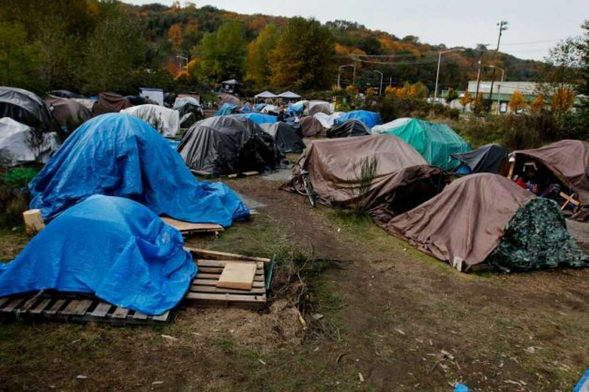 The proposed Durkan budget for 2019-20 would spend $89.6 million in response to the homelessness crisis..