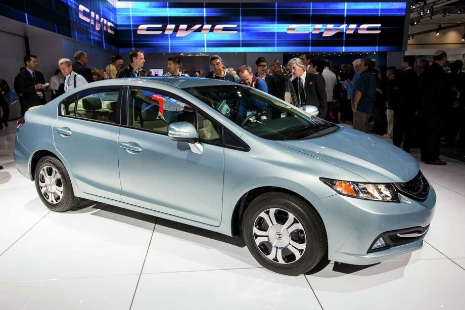 Number of thefts in 2012:47,037Source:National Insurance Crime Bureau Photo: Honda / © 2012 American Honda Motor Co., Inc.